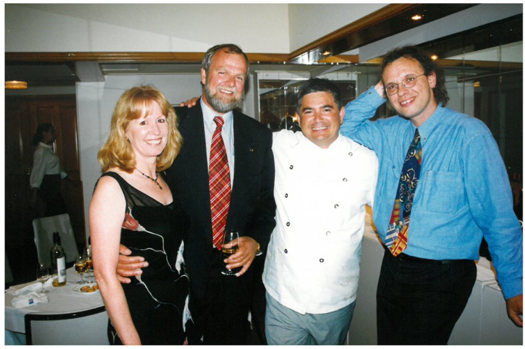 Long Lunch 1999 Founders